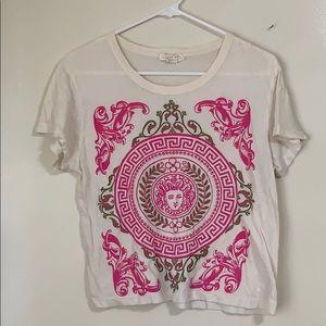 •forever 21• crop tshirt
